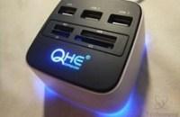 Review of Aweek USB Hub and Card Reader