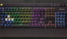 Corsair STRAFE RGB Mechanical Gaming Keyboard (Cherry MX Silent) Review