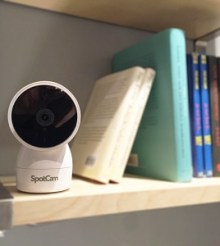 SpotCam's New Wi-Fi Home Monitoring Camera Adds Pan/Tilt and Improved Nightvision