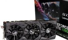 ASUS ROG Strix GeForce GTX 1080 review