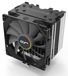 CRYORIG and NZXT collaborate for World's First Software controlled RGB Heatsink, the H7 Quad Lumi