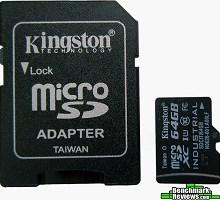 Kingston Industrial Temperature MicroSD Review