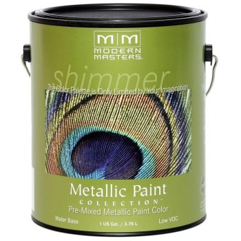 Buy The Modern Masters ME206 GAL Metallic Paint Champagne