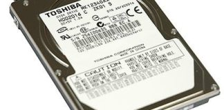 120gb Toshiba 2 5 Hard Disk