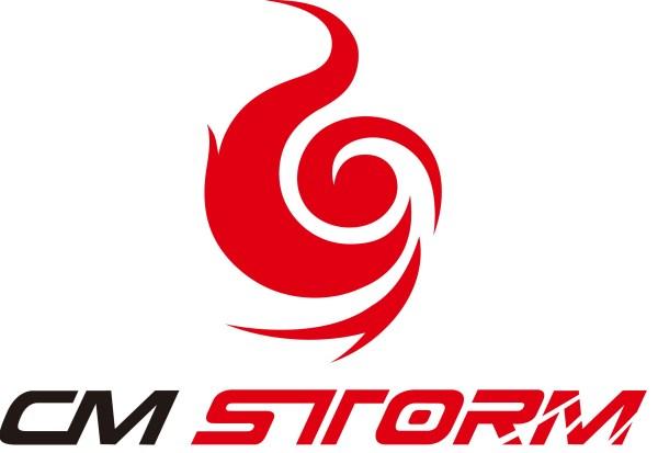 CM Storm Logo color