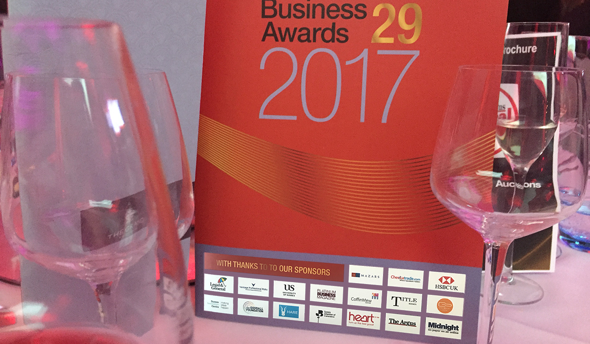 Sponsors - Sussex Business Awards
