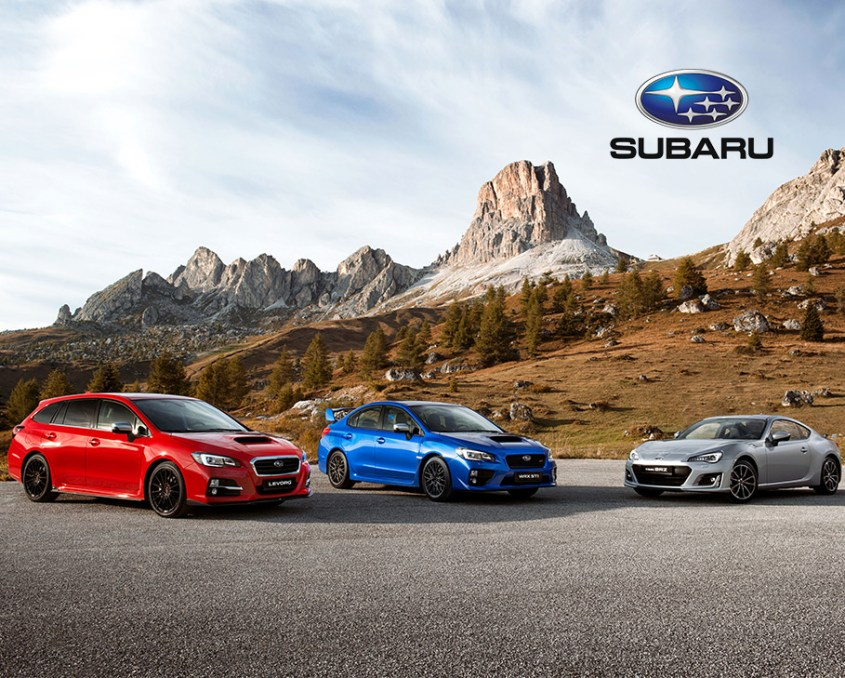 case study Subaru