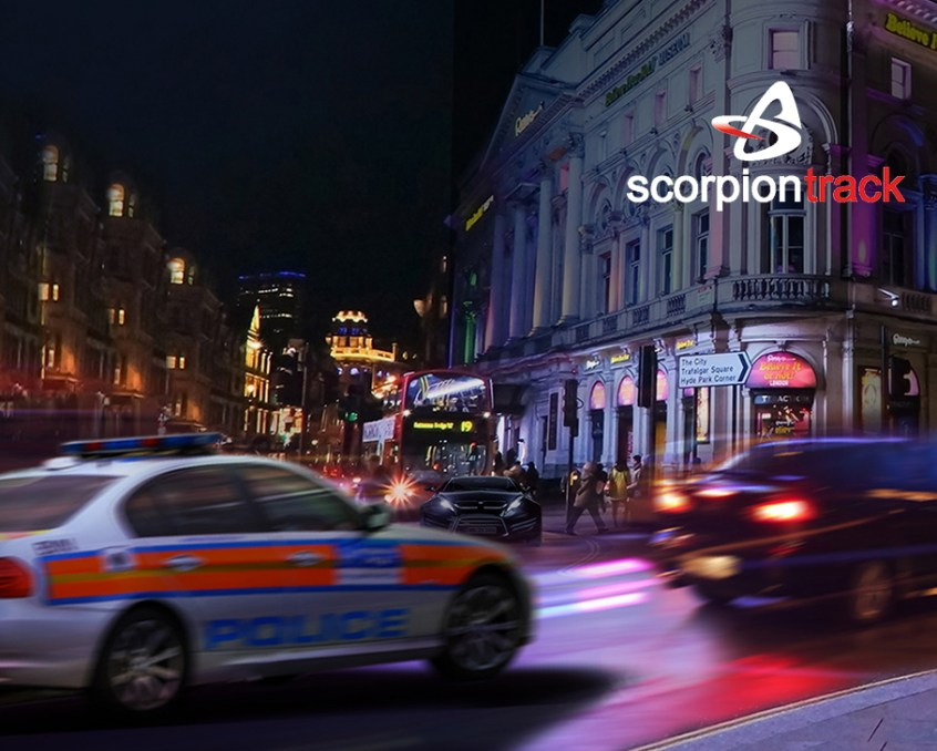 scorpiontrack stolen vehicle tracking - case study