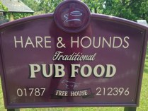 Our traditional hand painted pub signs