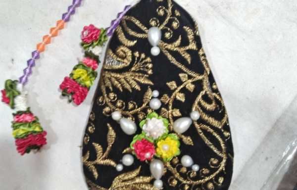 Accessories – Chanting Beads Bags Embroidery Best Quality