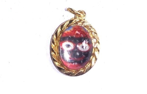 Lord Jagannath Pendant/Locket Red