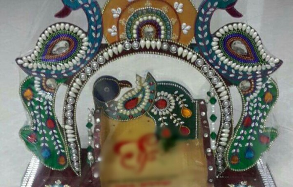 Jhula or Cradle or Swing for Deities like Gopal Krishna