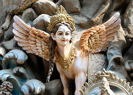 Kamadhenu - divine goddess cow