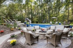 The Worst Trees to Plant Around Your Home's Pool