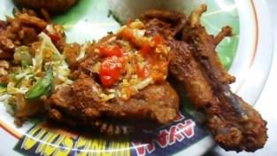 Harga Ayam Penyet Wong Solo