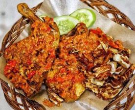 Harga Ayam Gepuk