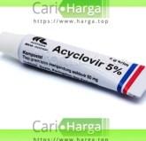 harga acyclovir salep