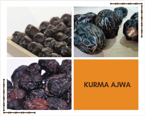 Gambar Kurma Ajwa
