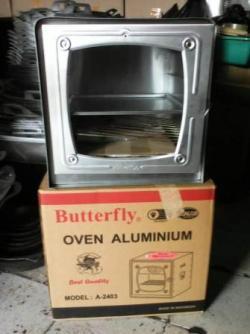 Harga oven kompor butterfly