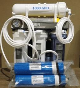Harga Mesin RO 1000 Gpd Eugen Reverse Osmosis 1000gpd standing RO