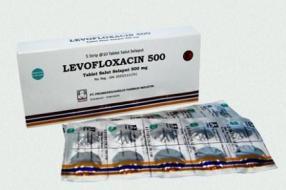 Harga levofloxacin 750 mg