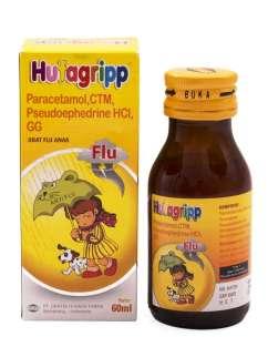 Harga Hufagrip flu dan batuk 60 mL