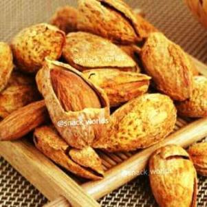 Harga Kacang Almond Panggang