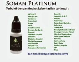 Harga Obat Soman Platinum