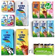 Harga Susu Ultra Milk