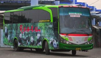 Harga Tarif Tiket Bus Restu Panda Terbaru Agustus 2019