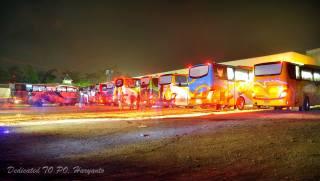 Daftar Harga Tiket dan trayek atau rute PO Haryanto