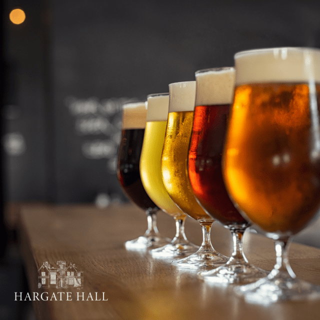 The Best Local Peak District Beer You'll Want At Your Wedding