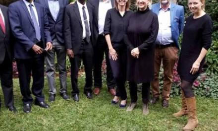 Nairobi:KulanLagaga Dhawaaqay Dhammaystirka Mashruuca Biyo-ballaadhinta Caasimadda Hargeysa