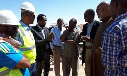 Gudidda Joogtada Ah Ee Golaha Waliilada Somaliland Oo Booqday  Mashruuc  Biyo Balaadhinta Caasimadda Hargeysa iyo Fariinta Ay Shacabka U Direen