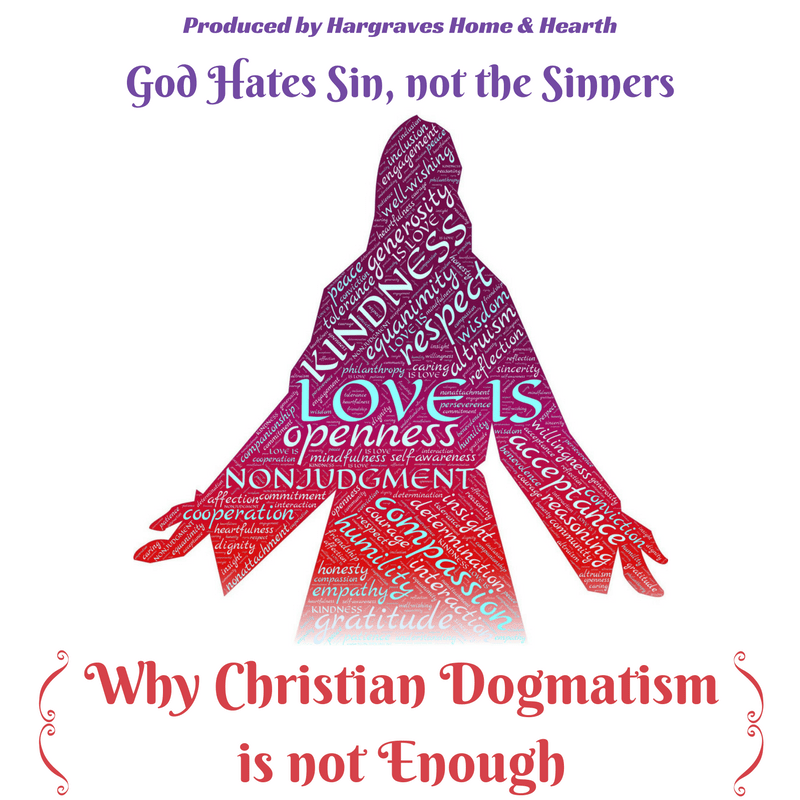 Why Christian Dogmatism is not Enough