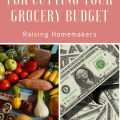 10 Practical Tips for Cutting Your Grocery Budget