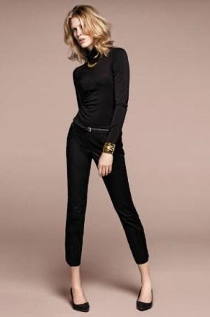 Celana Kerja Wanita Model Skinny Pants