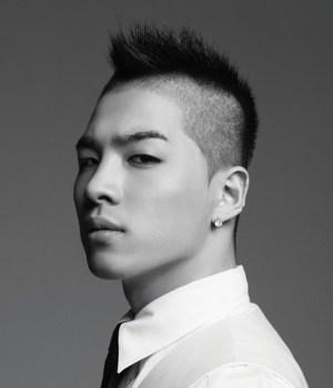Model Rambut Mohawk Rapi Pria Korea