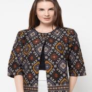 Baju Atasan Wanita Modern Lengan Panjang