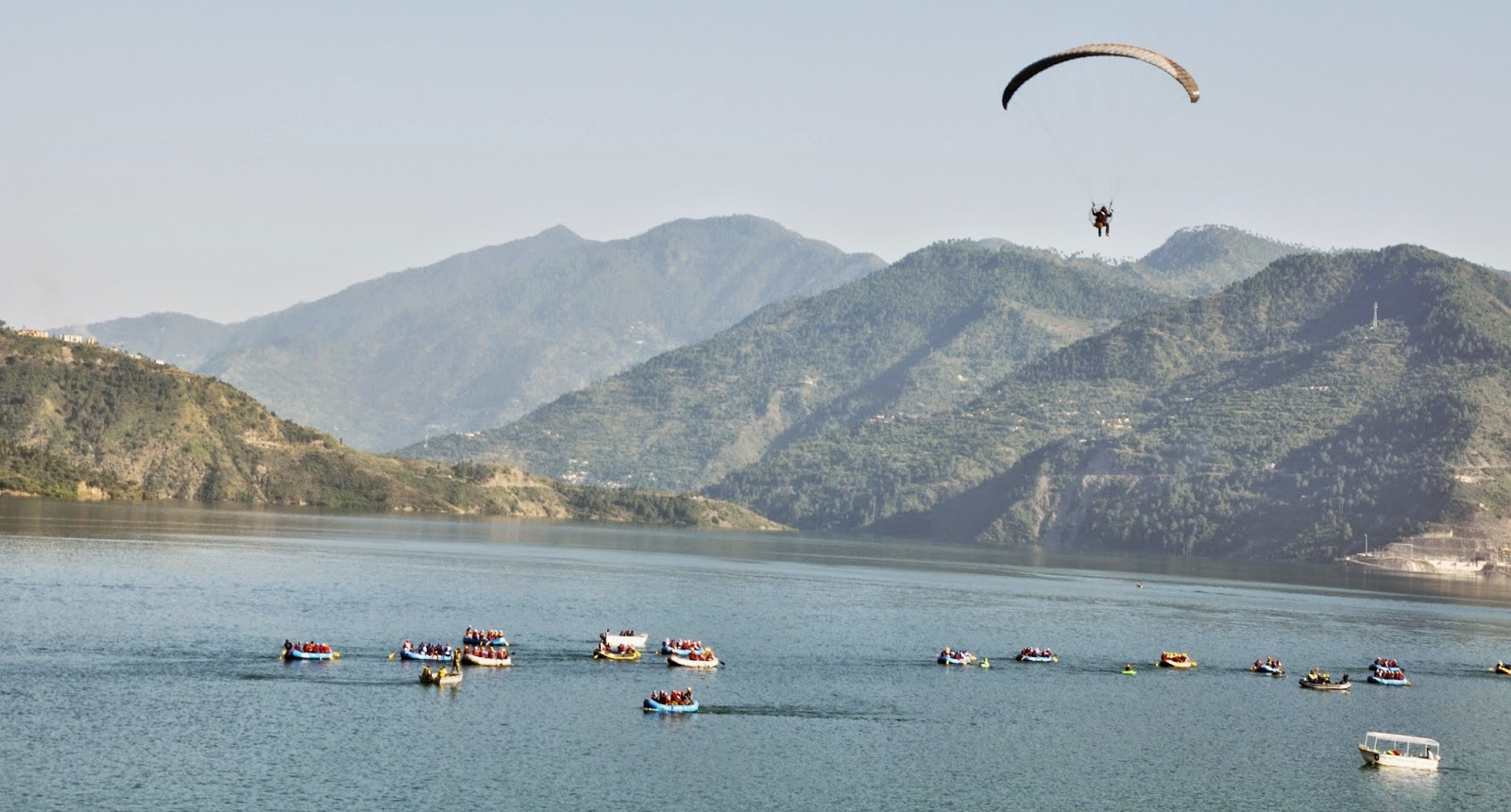 Image result for tehri lake