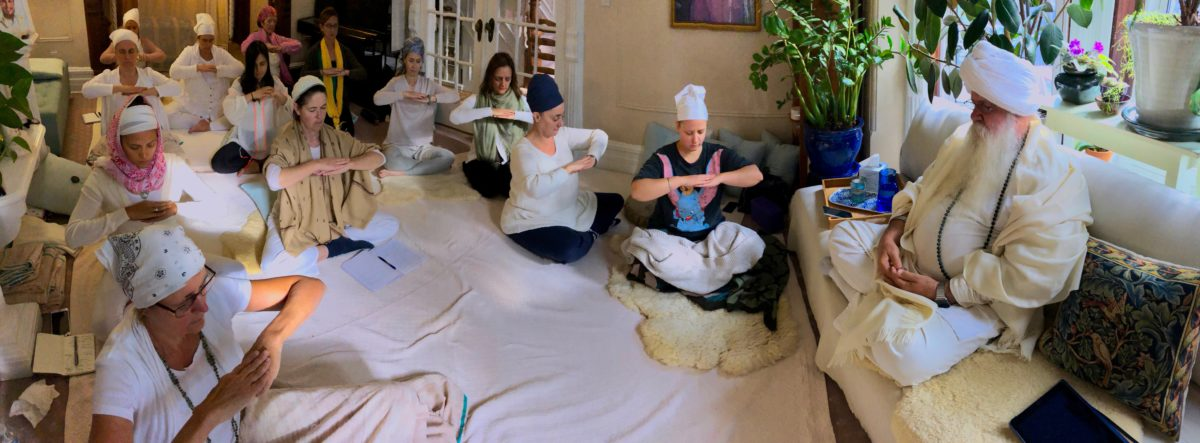 Recap: Healing Intensive with Hari Nam Singh at Park Slope Brooklyn October 12-13, 2018