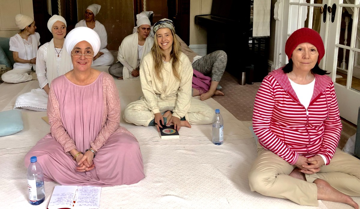 Recap: Healing Intensive with Hari Nam Singh at Park Slope Brooklyn March 29-30, 2019