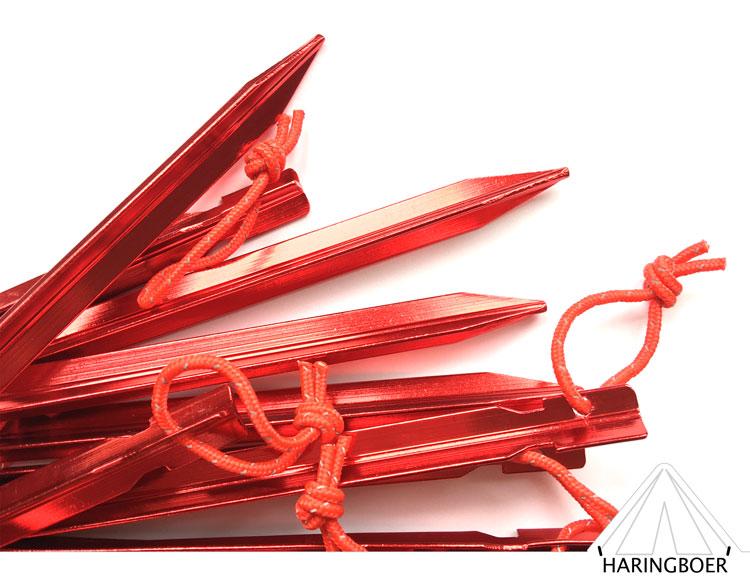 tentharing kopen aluminium 18cm tentharingen voor uw tent haring