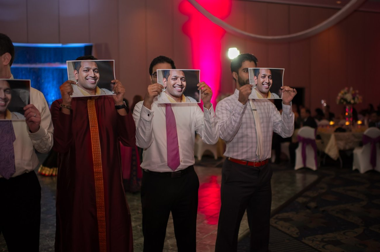 S1-1-1048 Sheetal + Guru | Hindu Indian Wedding Photos | South Florida