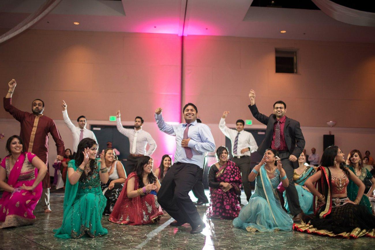 S1-1-1085 Sheetal + Guru   Hindu Indian Wedding Photos   South Florida