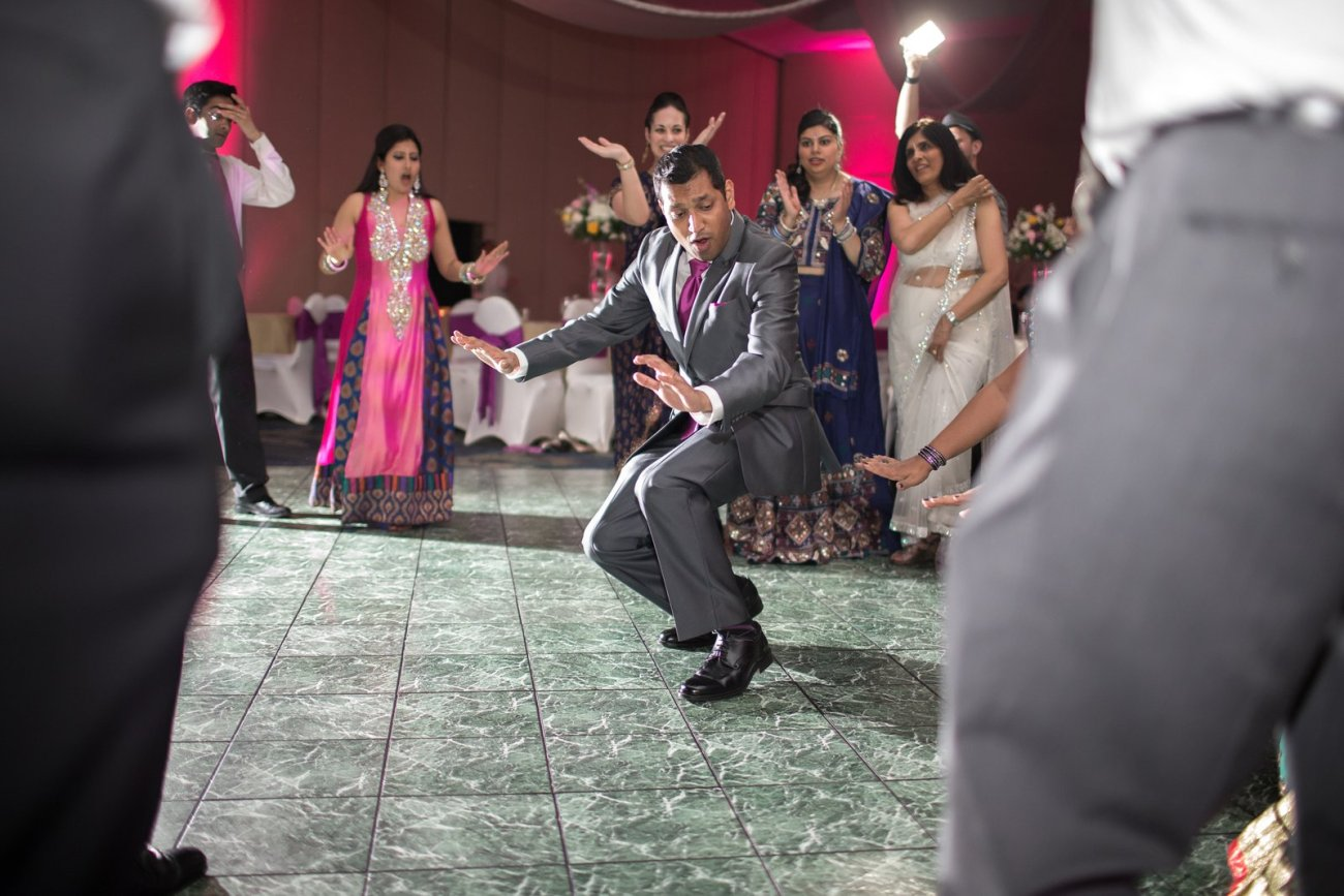 S1-1-1253 Sheetal + Guru | Hindu Indian Wedding Photos | South Florida