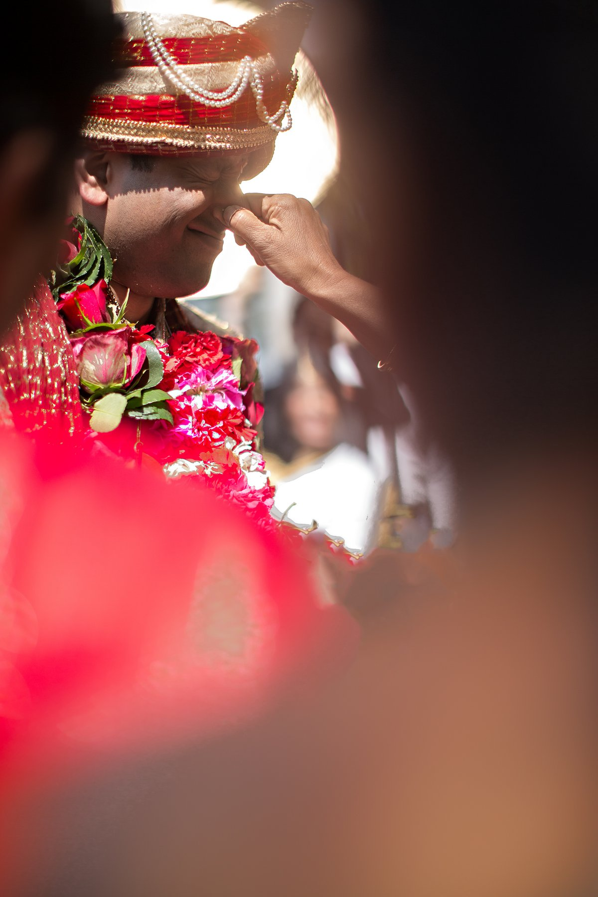 S1-1-1379 Sheetal + Guru   Hindu Indian Wedding Photos   South Florida