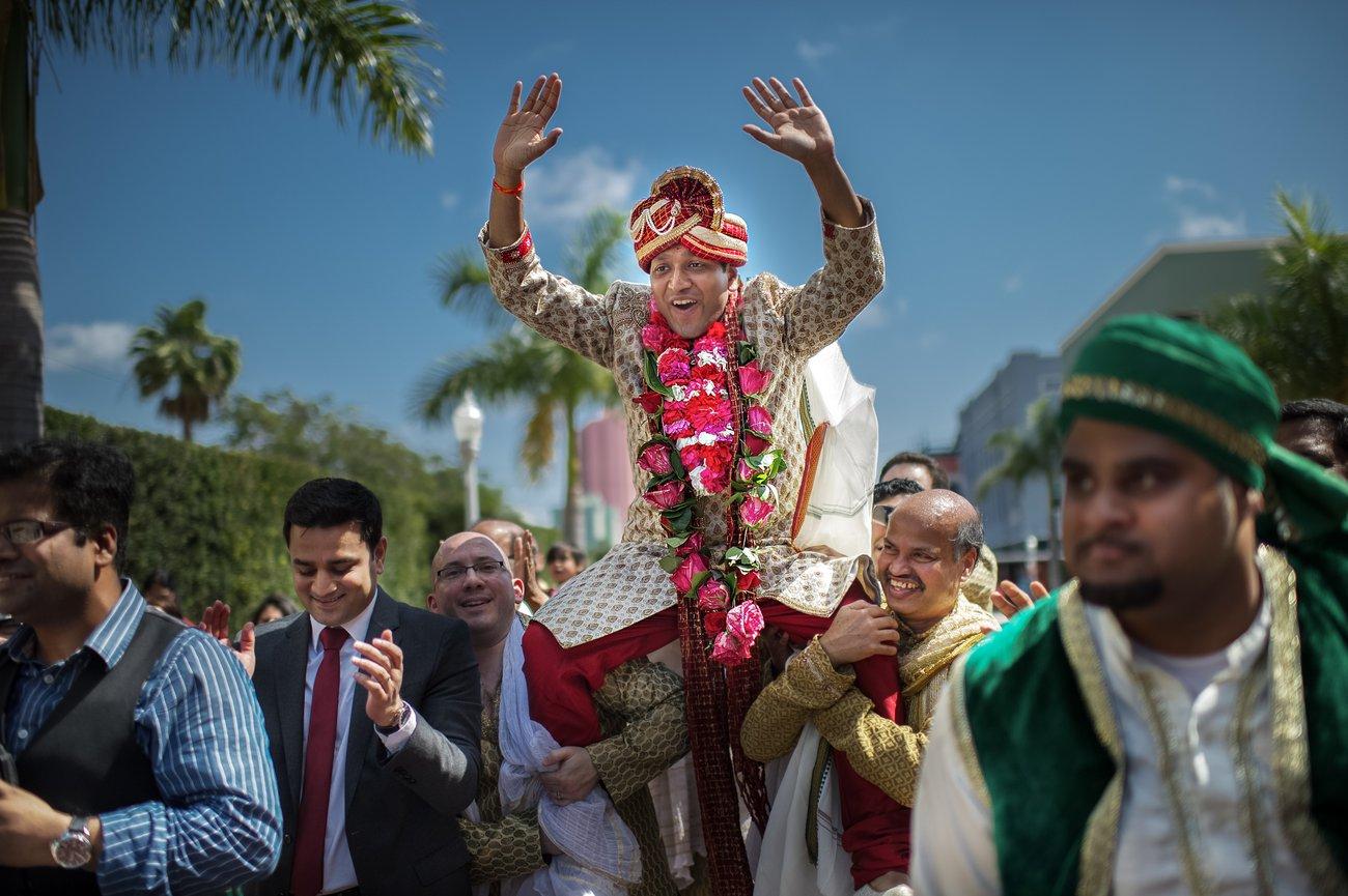 S1-1-312 Sheetal + Guru   Hindu Indian Wedding Photos   South Florida