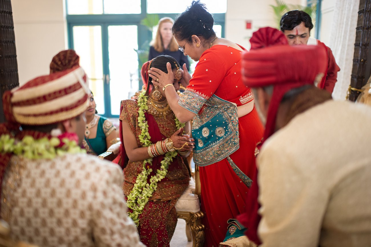 S1-1-554 Sheetal + Guru | Hindu Indian Wedding Photos | South Florida