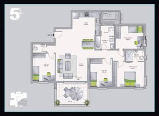 דירת 5 חדרים אשדר חריש